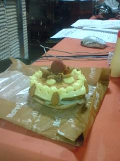 マックポークはケーキになるのか?